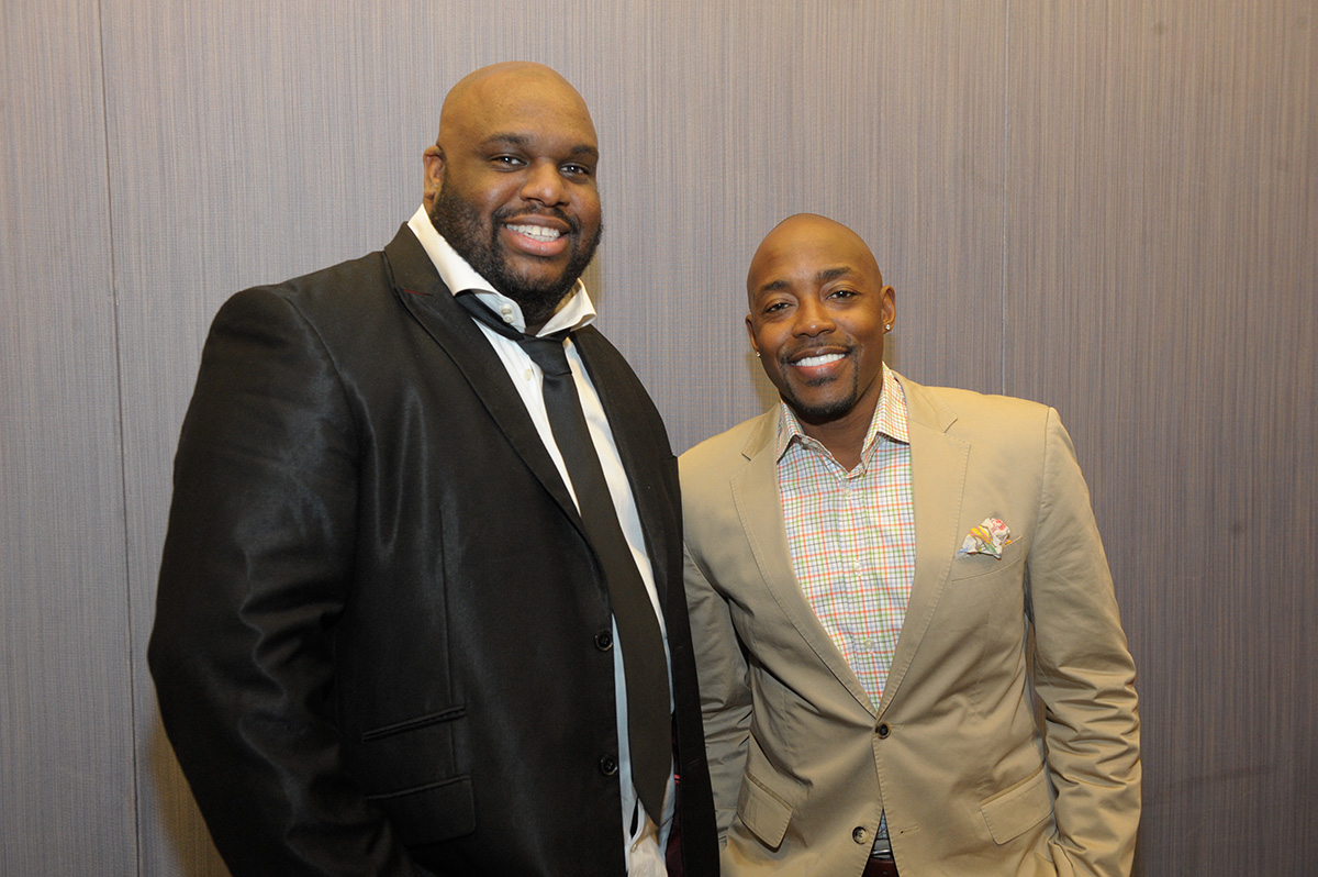 John Gray and Will Packer