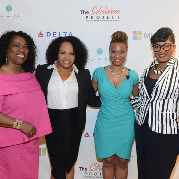 Sylvia-High-Lisa-Price-Teneshia-Warner-and-Allyson-Byrd